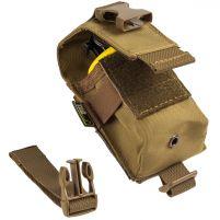 TAGInn Poche simple grenade (Coyote)