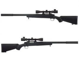 Jing Gong Sniper BAR10 GSpec Spring (367S / Noir)
