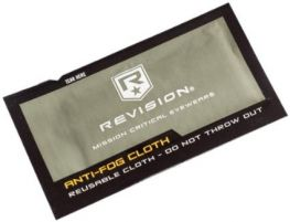 Revision Eyewear Lingette Anti-Buée Réutilisable