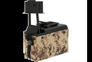 A&K Ammobox M249 (1500 Bbs)