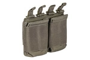 5.11 Double Porte Chargeur Pistolet Flex (Ranger Green)