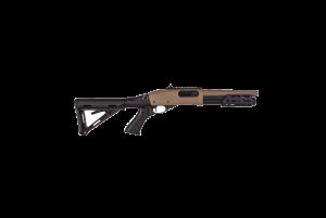 Golden Eagle Fusil à pompe M870 Gaz (M8878 / Tan)