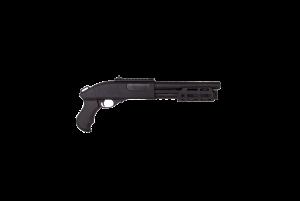 Golden Eagle Fusil à pompe M870 Gaz (M8879 / Noir)