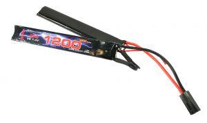 Kypom Batterie LiPo 7,4V 1200mAh 25C (Tamiya Mini) Sopmod
