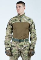 Giena Tactics Combat Shirt (Type 1) - Multicam