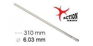 AAC Canon de précision 6.03mm 310mm