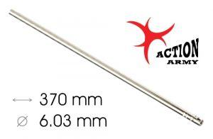 AAC Canon De Précision AEG/GBBR WE 6,03mm x 370mm