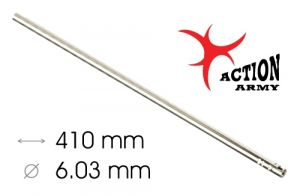 AAC Canon De Précision AEG/GBBR WE 6,03mm x 410mm