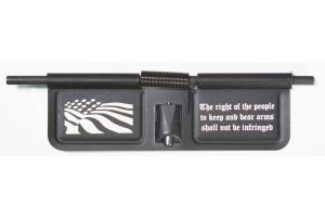 APS Flag Quote Dust Cover