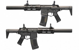 Amoeba M4 Honey Badger AM-014 AEG (Noir)