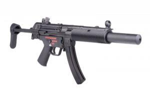 WE APACHE MP5 SD3 GBBR (Noir)