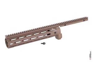 Amoeba Garde-Main CNC Pour AS-01 Striker (DE)