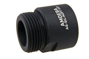 Amoeba Adaptateur Silencieux Pour Canon Court d'AS-01 Striker