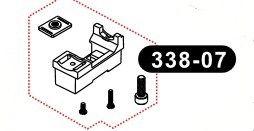 ASG Pièce 07-338 Pour ASW338LM