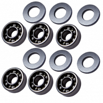 FPS Softair Bearings 8mm pour M249/M60