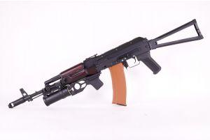 D-Boy AKS-74N Full Metal + Lance-Grenade (Bois)