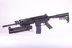 D-Boy M4A1 Full Metal Type 1 + Lance-Grenade (Noir)