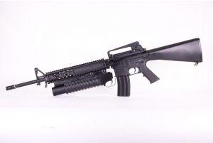 D-Boy MK12 Full Metal + Lance-Grenade (Noir)