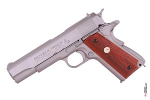 Colt 1911 MKIV Series 70 GBB (CO2 / Inox)