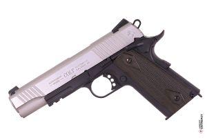 Colt 1911 Rail Gun Ver.2 GBB (CO2 / Bi-Ton)