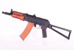 Cyma AKS74U Bois et métal AEG (CM035A)