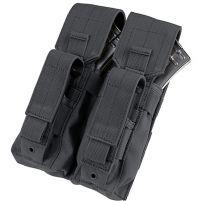 Condor Porte Chargeur AK / Pistolet Kangaroo Double - Noir