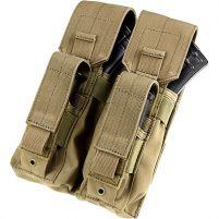 Condor Porte Chargeur AK / Pistolet Kangaroo Double - Tan