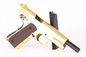 D-Boy 1911 GBB 723Y (Gold)