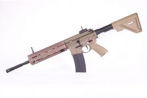 D-Boy AR416 A5 L Full Metal (Tan)