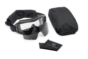 Revision Eyewear Desert Locust Black (Kit Essential)