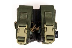 Giena Tactics Double Poche Grenade (OD)