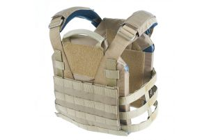 Giena Tactics Plate Carrier Modulaire REX (Coyote)