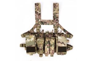 Giena Tactics Chest Rig REX CR-M (MC)