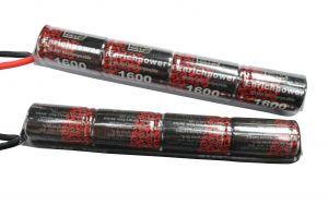 EnrichPower Batterie NiMh 9.6v 1600mAh Sopmod