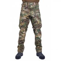 Giena Tactics Pantalon Tactique Raptor Desert - Multicam