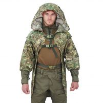 Giena Tactics ViperHood Alligator - Multicam