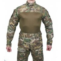 Giena Tactics Combat Shirt Defender - Multicam