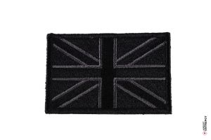 Patch Brodé Drapeau UK (BK)