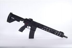 """E&C 416 L RIS Geissele 14.5"""" (Noir)"""