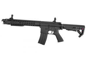 E&C M4 Lepoard AEG Longue (Noir)
