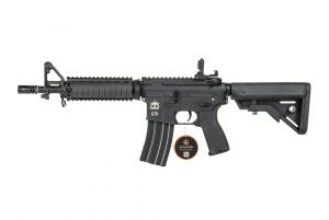 Evolution Airsoft RECON S MK18 MOD 0 CARBONTECH (Noir)