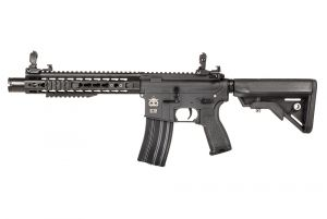 "Evolution Airsoft Recon UX4 10"" Amplified Carbontech (Noir)"