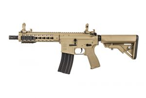 "Evolution Airsoft RECON UX4 9"" METAL (Tan)"