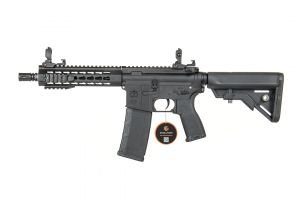 "Evolution Airsoft RECON UX4 9"" METAL (Noir)"
