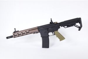 "Golden Eagle Geissele MK16 SMR 9.5"" GBBR (Tan)"