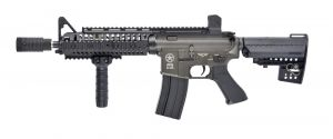 Evolution Airsoft M4 Lone Star Ranger SBR AEG (Noir)