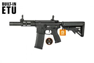 Evolution Airsoft Ghost S EMR PDW Carbontech Deluxe