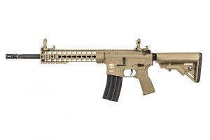 "Evolution Airsoft Recon S 14.5"" Carbontech (Tan) Deluxe"