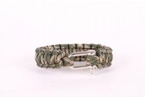 Element Bracelet Safety Rope Survival (MultiCam)