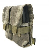 Flyye Double M14 Mag Pouch - A-TACS AU